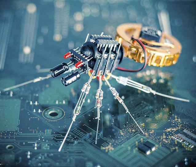 电子行业应用线路板